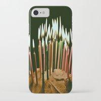happy birthday iPhone & iPod Cases featuring Happy Birthday by Thomas Eppolito