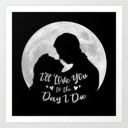 It's a Wonderful Life - Love Art Print