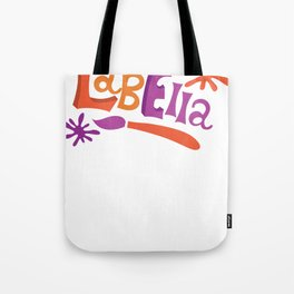 LabElla Tote Bag