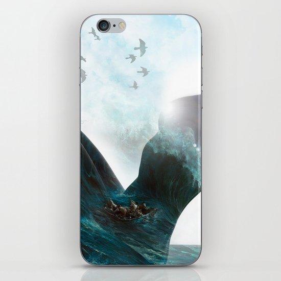 Inner Storm iPhone Skin