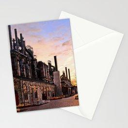 Industrial Landmark Stationery Cards
