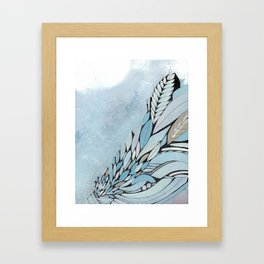 Hatta Framed Art Print