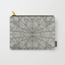 SnowFlake #2 Carry-All Pouch