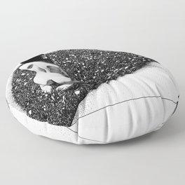 asc 969 - Le printemps (Spring) Floor Pillow