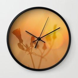 Sun dreams ..... Wall Clock