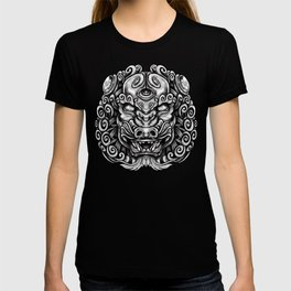 Traditional Chinese lion T-shirt