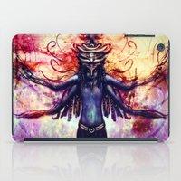 third eye iPad Cases featuring Third Eye by Ayula