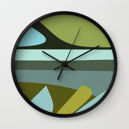 Abstraction X Wall Clock