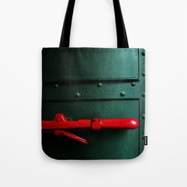 Fragments of Time: Iron Horse Series No. 021 Tote Bag