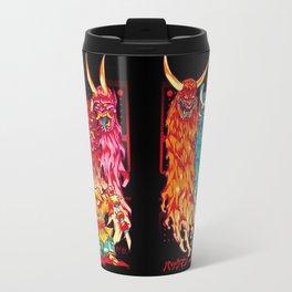 PAKKU-MAN Travel Mug