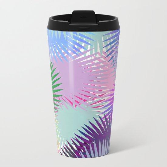 Super Tropics Metal Travel Mug