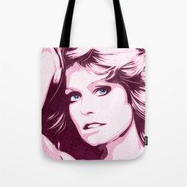 Farrah Fawcett - Classic - Pop Art Tote Bag