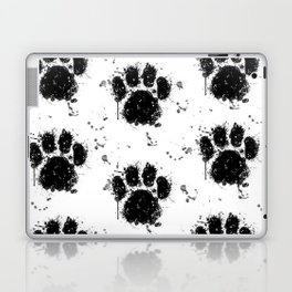 Pawprint Love Laptop & iPad Skin