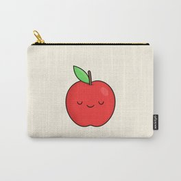 Cute Apple Carry-All Pouch