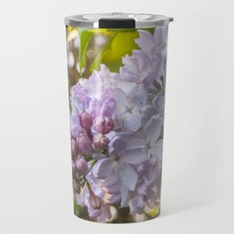 Spring Lilacs Travel Mug