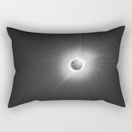 Solar Eclipse -2017 Rectangular Pillow
