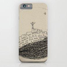 doodle - found a mushroom Slim Case iPhone 6s