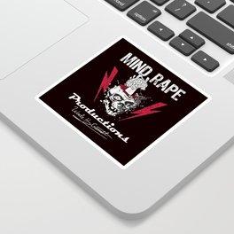 Mind-Rape Productions Sticker
