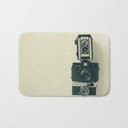 Camera Love Bath Mat