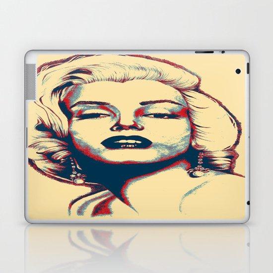 Hope Monroe Laptop & iPad Skin