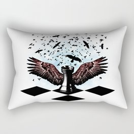 Rook Rectangular Pillow