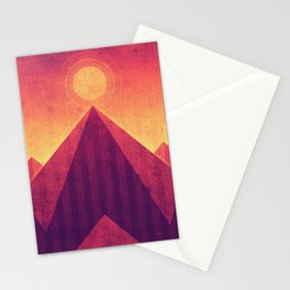 Venus - Maxwell Montes Stationery Cards