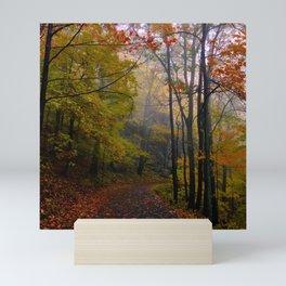 Autumn 1 Mini Art Print