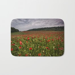 Boxley Poppy Fields Bath Mat