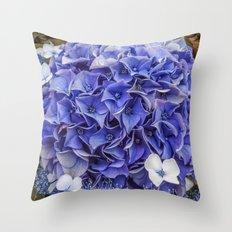 Holy Hydrangea I Throw Pillow