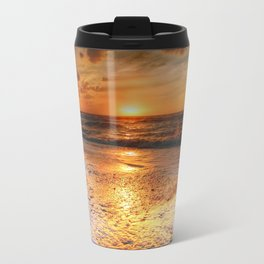 Denmark's Sunset Travel Mug
