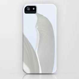 white dream 0.1 iPhone Case