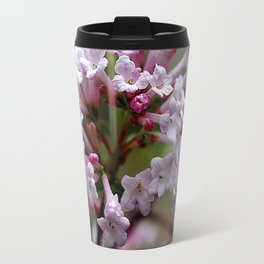 Beautiful Spring Blossoms - Koreanspice Viburnum Travel Mug