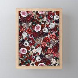NIGHT FOREST XXIV Framed Mini Art Print