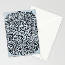 Overcoming Mandala Stationery Cards