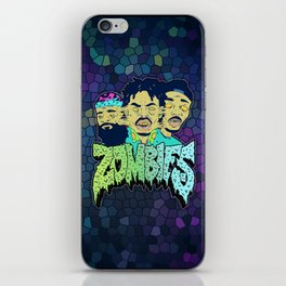 FLATBUSH ZOMBIES iPhone Skin