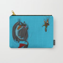 Hanging Out-HTTYD2 Carry-All Pouch