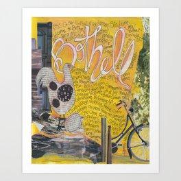 Bothell, Washington Art Print
