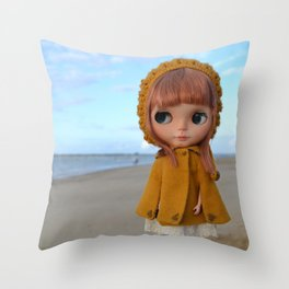 Honey #15 Throw Pillow