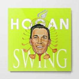 Hogan Swing Metal Print