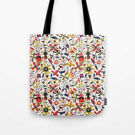 The Devil's Garden Tote Bag