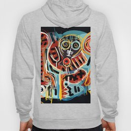 You are here with me street art graffiti Hoody