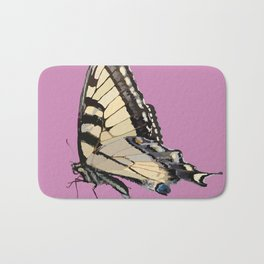Buterfloo (purple) Bath Mat