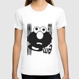 Emo Elmo T-shirt