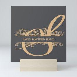 Saved Mini Art Print