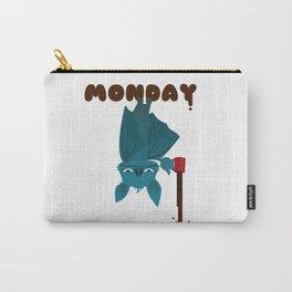 Bat Monday Carry-All Pouch