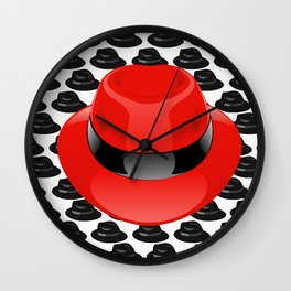 Well protected Wall Clock