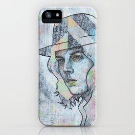 Jack White - I Guess I Should Go To Sleep iPhone Case