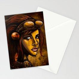 Telex Stationery Cards