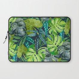 Botanical Leaves Laptop Sleeve