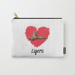 Liger Love Carry-All Pouch
